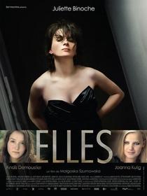 Elas - Poster / Capa / Cartaz - Oficial 2