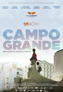 Campo Grande - Poster / Capa / Cartaz - Oficial 2