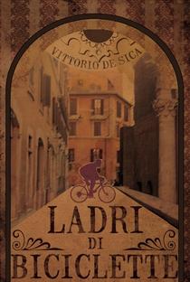 Ladrões de Bicicleta - Poster / Capa / Cartaz - Oficial 13