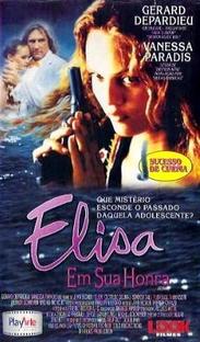Elisa - em sua honra - Poster / Capa / Cartaz - Oficial 1