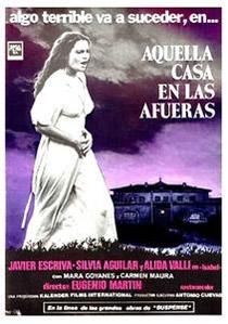Aquella Casa en las Afueras - Poster / Capa / Cartaz - Oficial 1