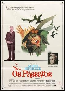 Os Pássaros - Poster / Capa / Cartaz - Oficial 14