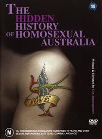 The Hidden History of Homosexual Australia - Poster / Capa / Cartaz - Oficial 1