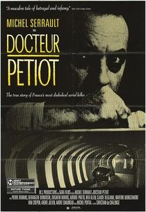 Docteur Petiot - Poster / Capa / Cartaz - Oficial 1