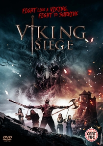 Viking Siege - Poster / Capa / Cartaz - Oficial 1
