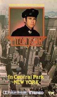 Elton John no Central Park - Poster / Capa / Cartaz - Oficial 1