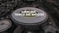 Maracanã, Templo das Emoções - Poster / Capa / Cartaz - Oficial 2