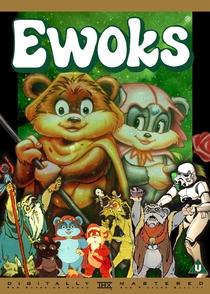 Ewoks (1º Temporada) - Poster / Capa / Cartaz - Oficial 2