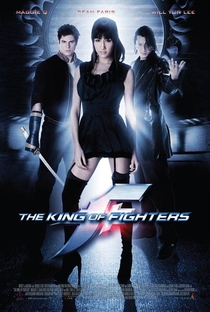 King of Fighters - A Batalha Final - Poster / Capa / Cartaz - Oficial 2