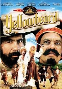 O Pirata da Barba Amarela - Poster / Capa / Cartaz - Oficial 1