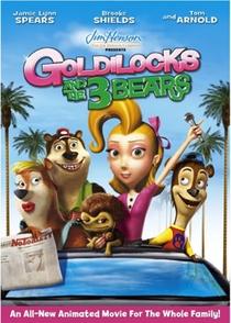 Cachinhos Dourados e os 3 Ursos - Poster / Capa / Cartaz - Oficial 1