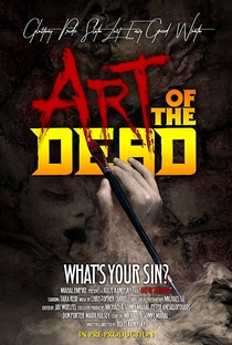 Art of the Dead - Poster / Capa / Cartaz - Oficial 2