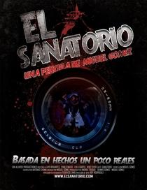O Sanatório - Poster / Capa / Cartaz - Oficial 1
