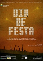 Dia de Festa - Poster / Capa / Cartaz - Oficial 1