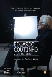 Eduardo Coutinho - 7 de Outubro - Poster / Capa / Cartaz - Oficial 1