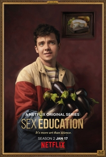 Sex Education (2ª Temporada) - Poster / Capa / Cartaz - Oficial 2