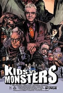 Kid Vs. Monsters - Poster / Capa / Cartaz - Oficial 1