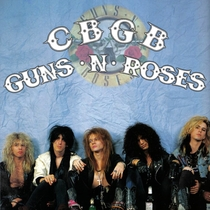Guns N' Roses: Live at CBGB - Poster / Capa / Cartaz - Oficial 1