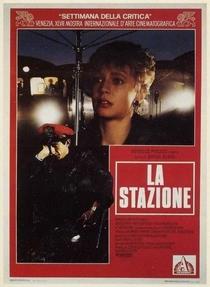 La stazione - Poster / Capa / Cartaz - Oficial 1