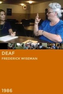 Deaf - Poster / Capa / Cartaz - Oficial 2