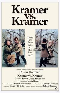 Kramer vs. Kramer - Poster / Capa / Cartaz - Oficial 5