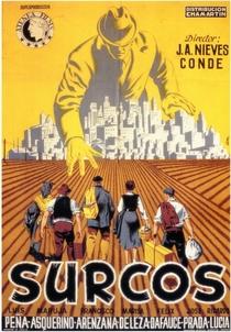 Surcos - Poster / Capa / Cartaz - Oficial 1