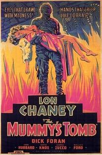 A Tumba da Múmia - Poster / Capa / Cartaz - Oficial 2