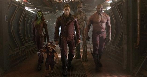 Guardiões da Galáxia 2: James Gunn diz que filme não terá protagonistas humanos