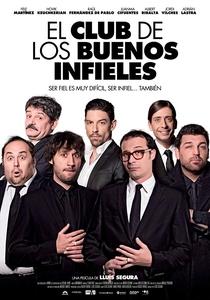El club de los buenos infieles - Poster / Capa / Cartaz - Oficial 1