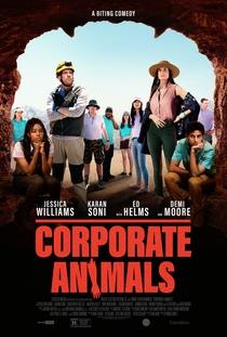 Corporate Animals - Poster / Capa / Cartaz - Oficial 1
