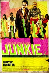 Junkie - Poster / Capa / Cartaz - Oficial 1