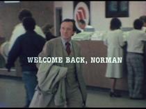 Welcome Back, Norman - Poster / Capa / Cartaz - Oficial 1