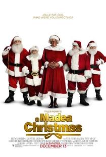 O Natal de Madea - Poster / Capa / Cartaz - Oficial 1