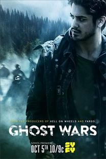 Ghost Wars (1ª Temporada) - Poster / Capa / Cartaz - Oficial 1