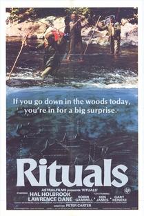 Rituals - Poster / Capa / Cartaz - Oficial 1