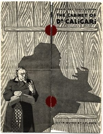 O Gabinete do Dr. Caligari - Poster / Capa / Cartaz - Oficial 8