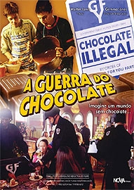 A Guerra do Chocolate - Poster / Capa / Cartaz - Oficial 1