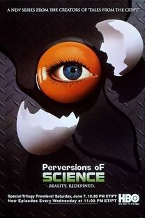 Perversions of Science (1ª Temporada) - Poster / Capa / Cartaz - Oficial 1