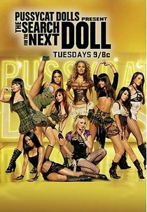 Pussycat Dolls Present: The Search For the Next Doll - Poster / Capa / Cartaz - Oficial 1
