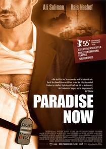 Paradise Now - Poster / Capa / Cartaz - Oficial 6