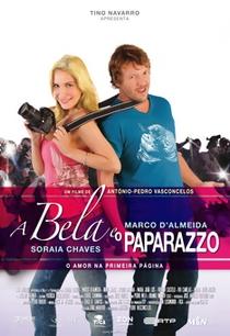 A bela e o paparazzo - Poster / Capa / Cartaz - Oficial 1