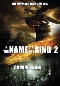 Em Nome do Rei 2: Entre Dois Mundos - Poster / Capa / Cartaz - Oficial 3