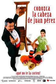 Conheça a Cabeça de Juan Pérez - Poster / Capa / Cartaz - Oficial 1