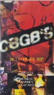 CBGB's Blitzkrieg Bop - Poster / Capa / Cartaz - Oficial 1
