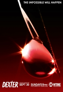 Dexter (8ª Temporada) - Poster / Capa / Cartaz - Oficial 2