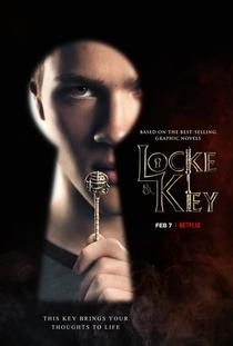 Locke & Key (1ª Temporada) - Poster / Capa / Cartaz - Oficial 6