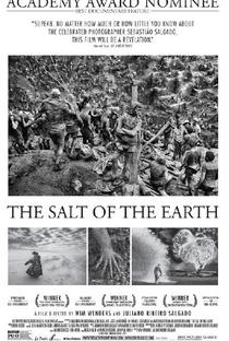 O Sal da Terra - Poster / Capa / Cartaz - Oficial 2