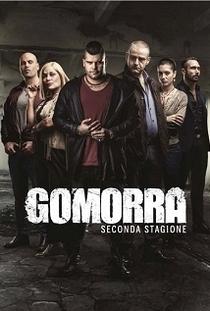 Gomorra (2ª Temporada) - Poster / Capa / Cartaz - Oficial 2