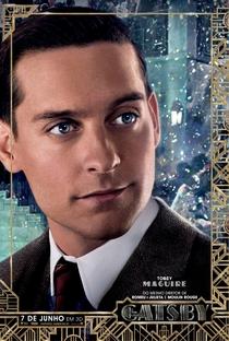 O Grande Gatsby - Poster / Capa / Cartaz - Oficial 27