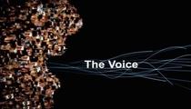 A Voz (BBC) - Poster / Capa / Cartaz - Oficial 1